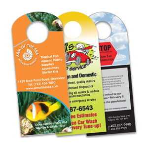 Door Hangers Printing Services Windsor Ontario